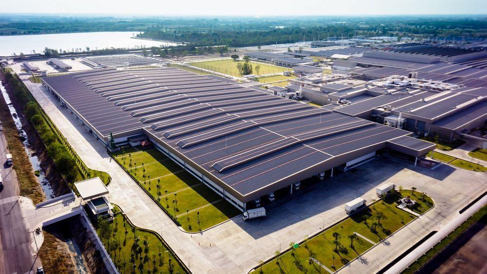Toyota gateway plant