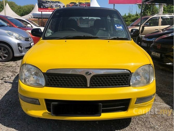 The Best First Car Perodua Kelisa Buying Guide Front Kenari Yellow