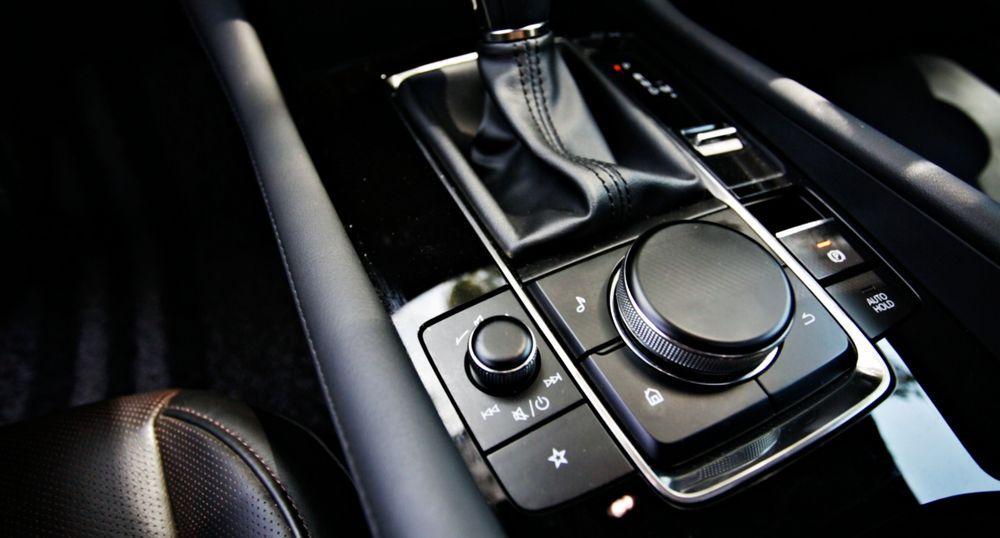 2020 Mazda 3 Interior - Gear Selector