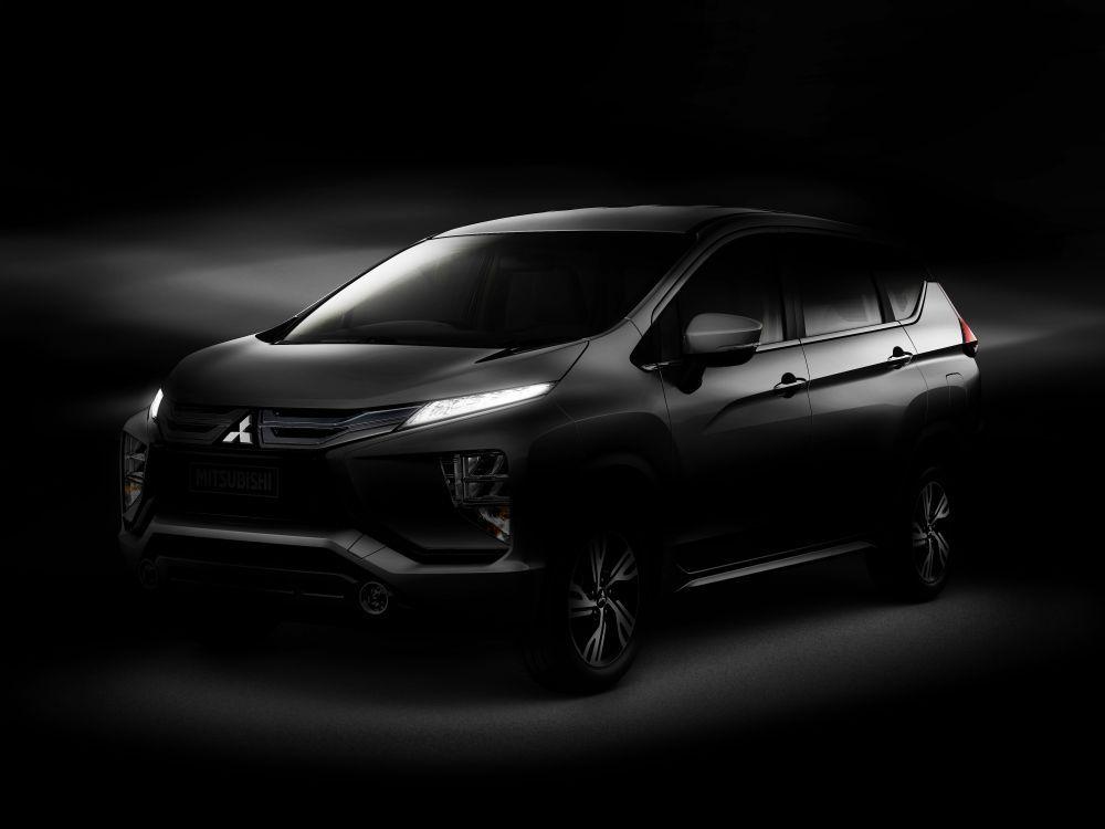 Mitsubishi Xpander 2020 Front View