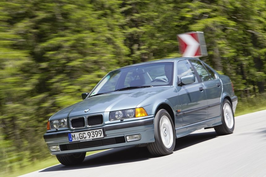 e36 BMW 3 Series
