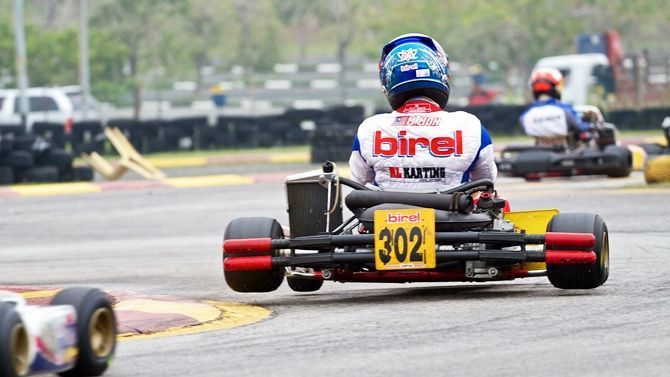 Five Things You Can Do To Be A Better Driver Go Kart Melvin Moh