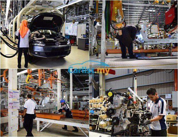 Volkswagen Pekan, Pahang