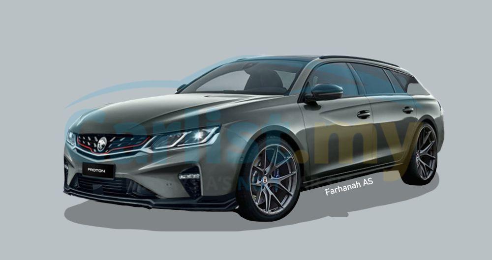 Proton Wagon Concept