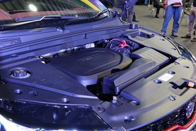 2020 Proton X50 Engine