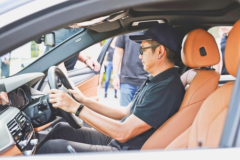 MAM Safety Driving Course - Seating Position