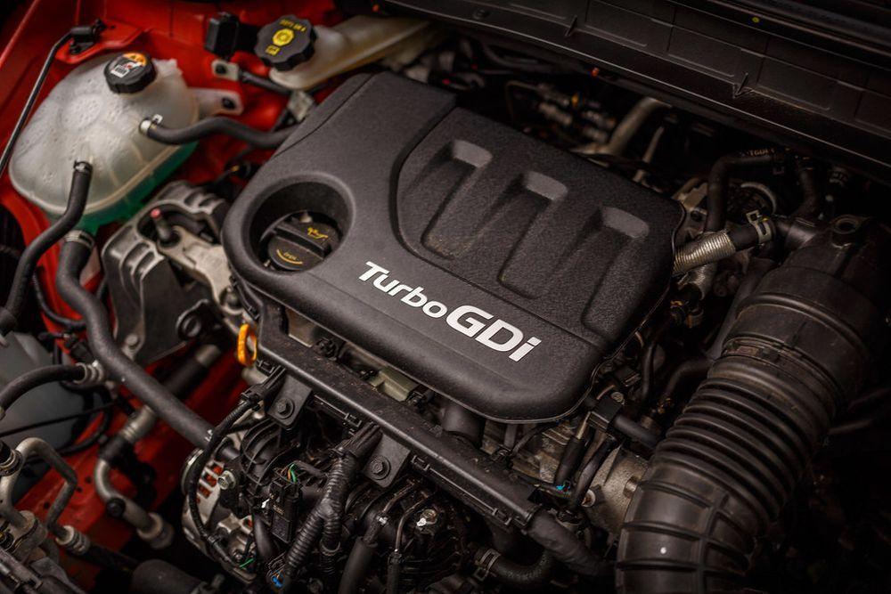Hyundai GDI engine