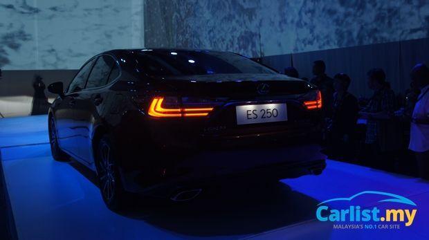 2015 Lexus ES Launch