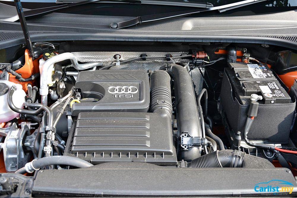 2020 Audi Q3 1.4L TFSI Engine