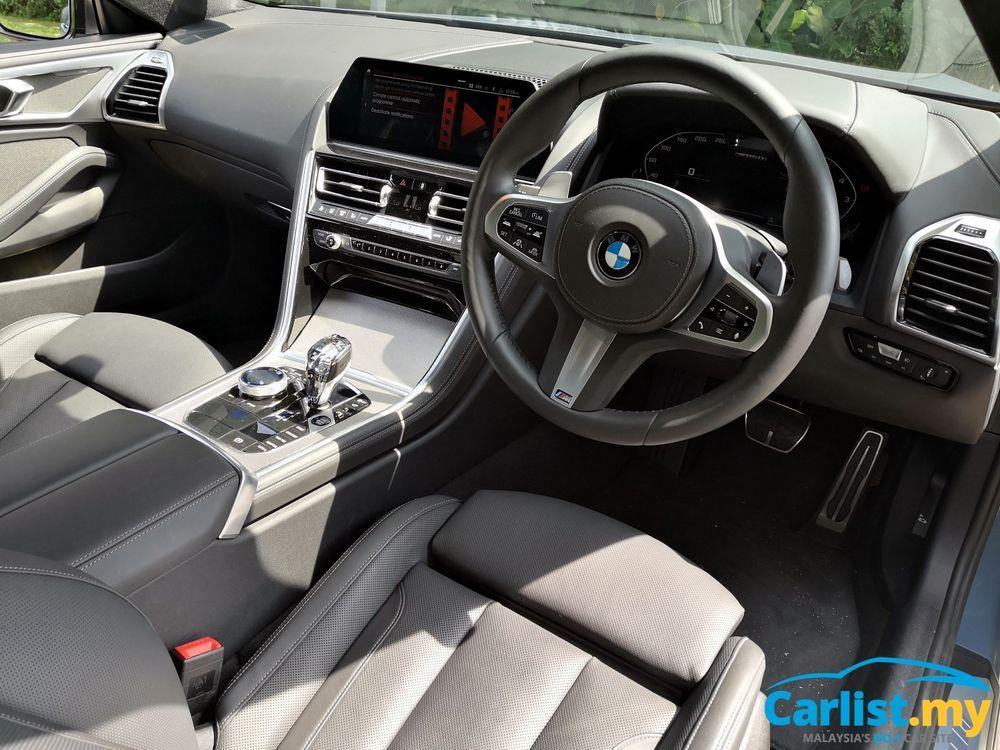 bmw 8 series interior