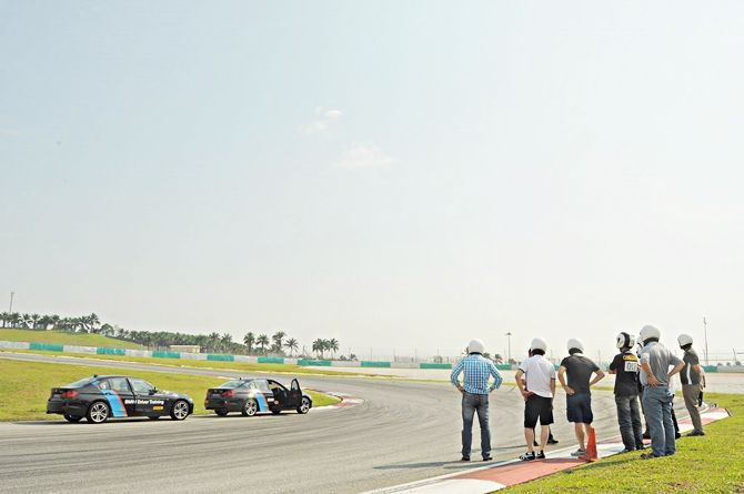 Five Things You Can Do To Be A Better Driver BMW Intensive Driver Training