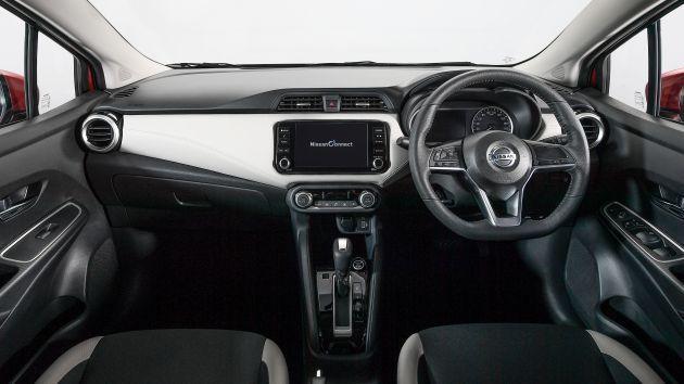 2020 Nissan Almera Interior