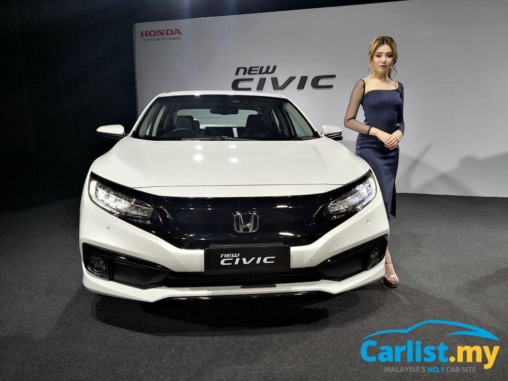 Honda civic is king of C-Segment Civic Launch