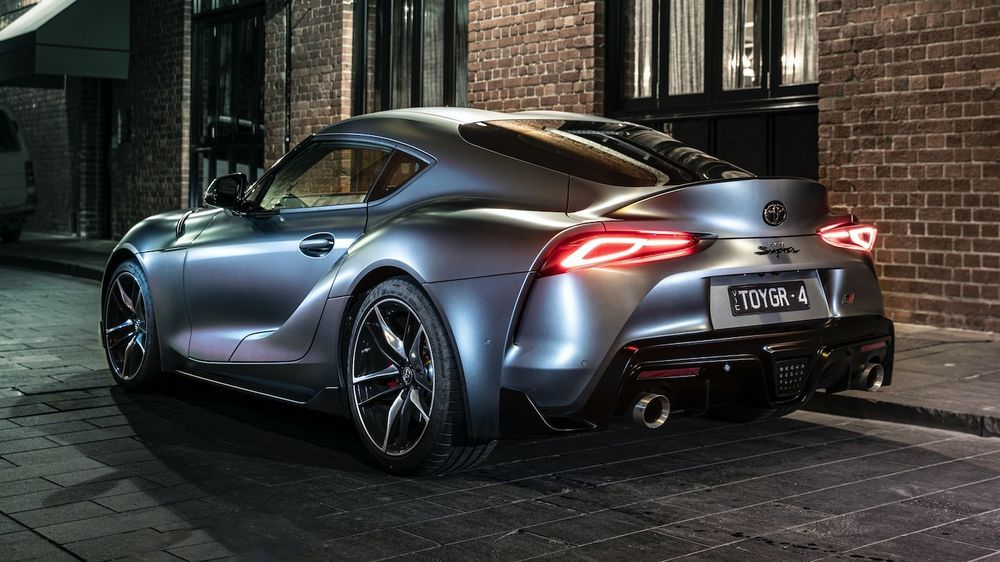 2018 Toyota GR Supra - Launch Edition