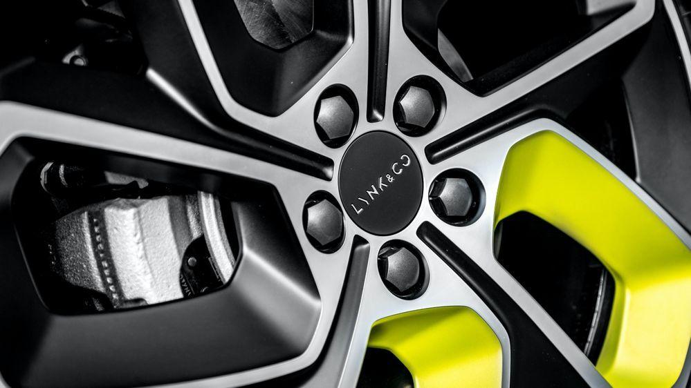 2019 Lynk & Co 03 - Wheels