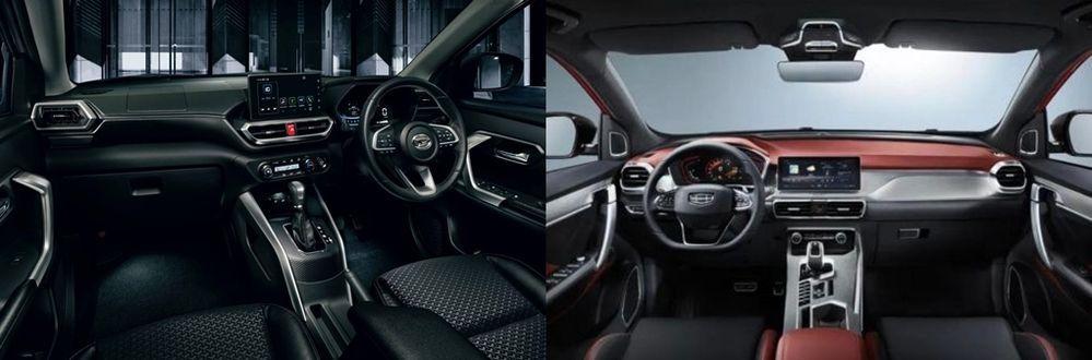 Interior x50 D55L