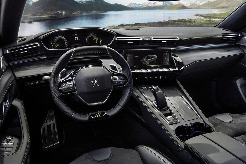 2020 Peugeot 508 Sport Engineered Cockpit