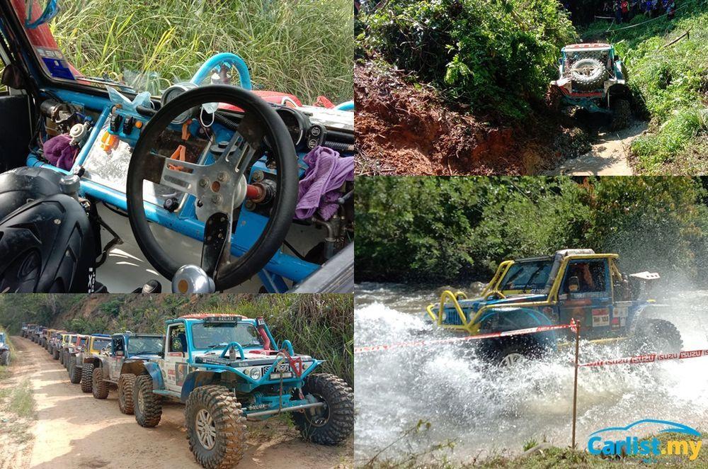 2019 Borneo Safari Expedition -  SS Competition vehicles