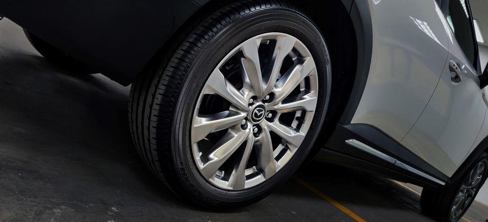 Mazda CX-3 Limited Edition Rims