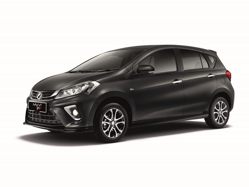 Perodua Myvi Price Drop: Which Variant to buy Myvi Granite Grey