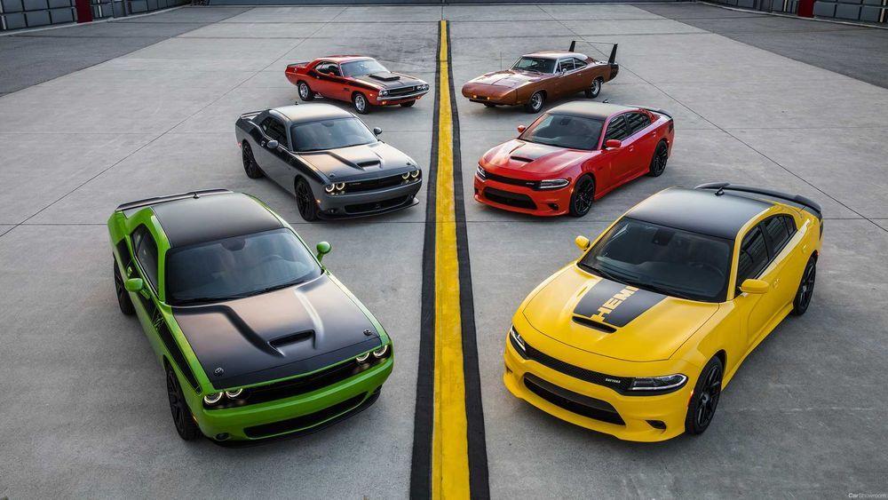 Dodge Cars Various
