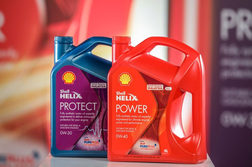 shell helix power and protect