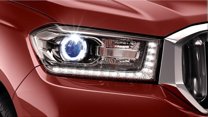 Maxus T60 headlights