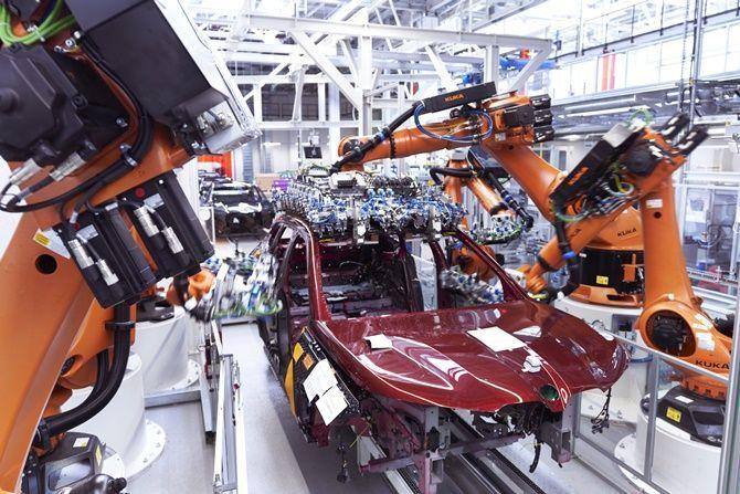 2021 BMW iX Next Assembly