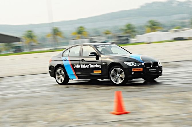 Five Things You Can Do To Be A Better Driver BMW Oversteer Training Drifting