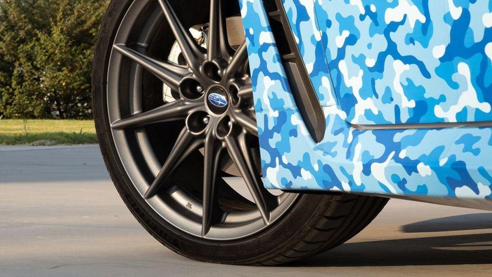 2022 subaru brz wheels