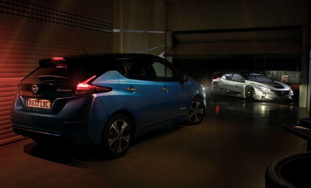 2020 Nissan Leaf - NISMO