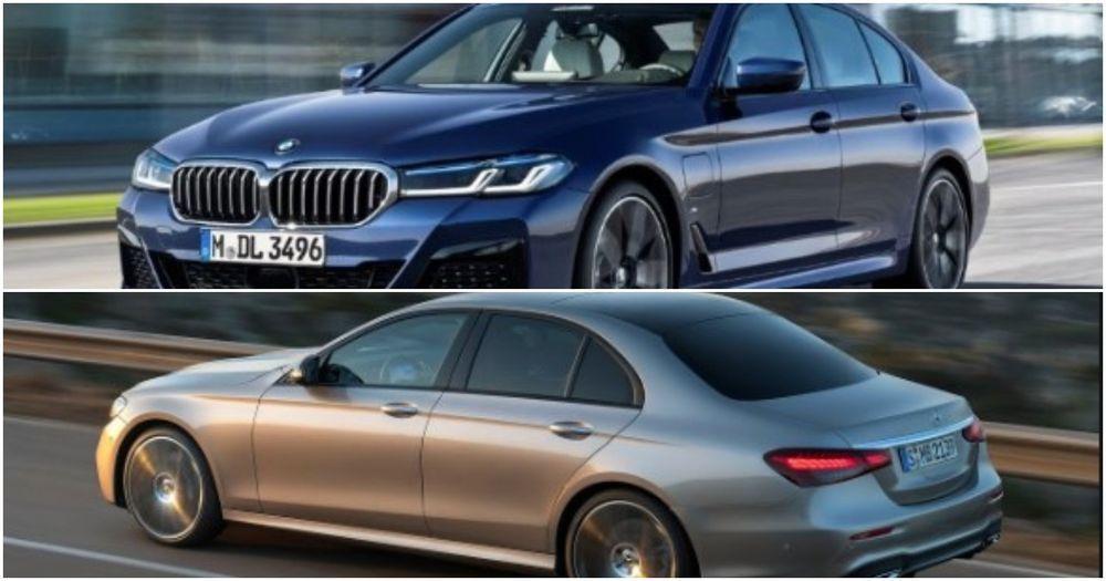 w213 vs g30 facelift
