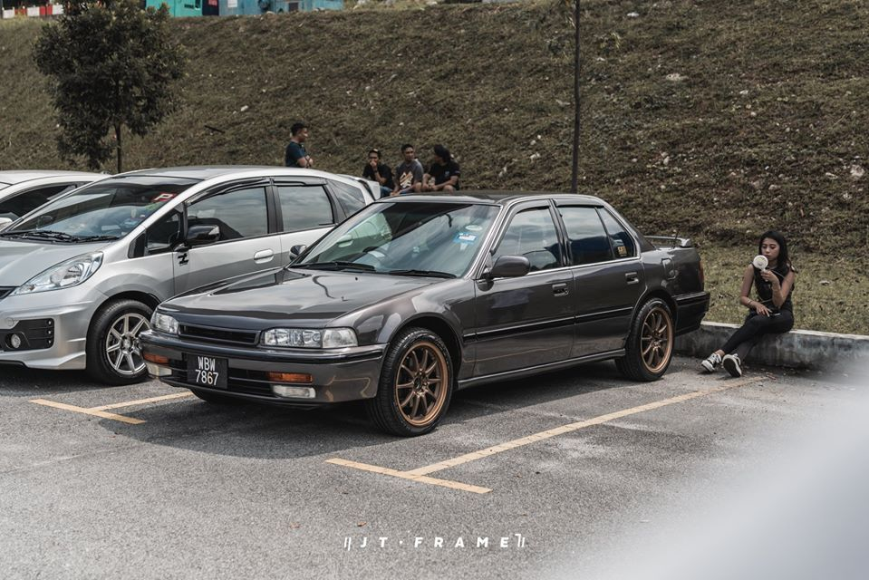Honda Accord SM4 – One of the Best Buys for Under RM10,000 Accord SM4 Modified