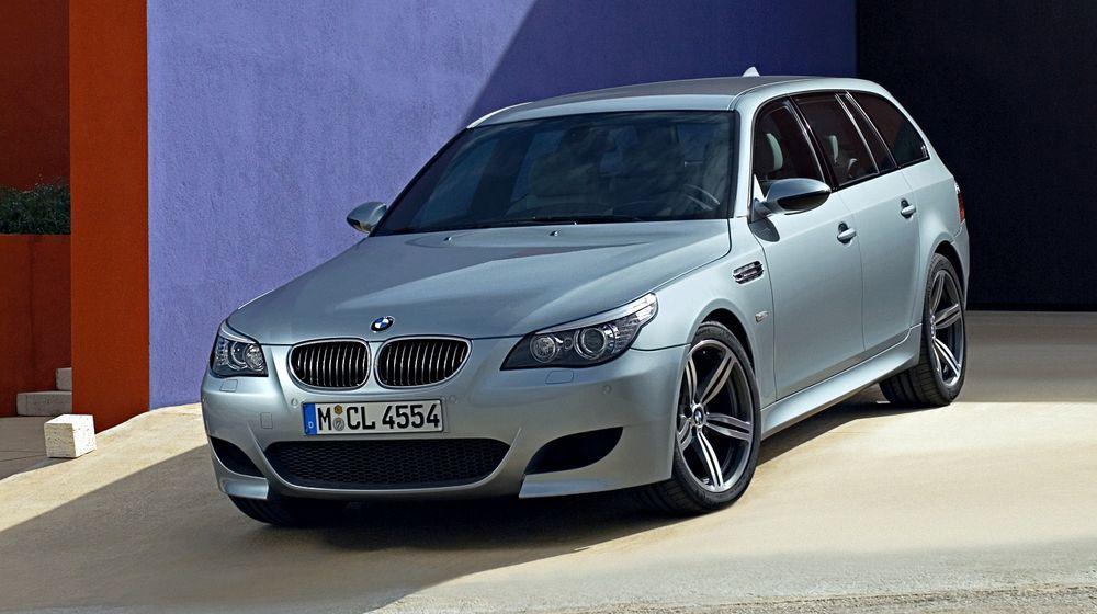 2006 BMW M5 Touring E61
