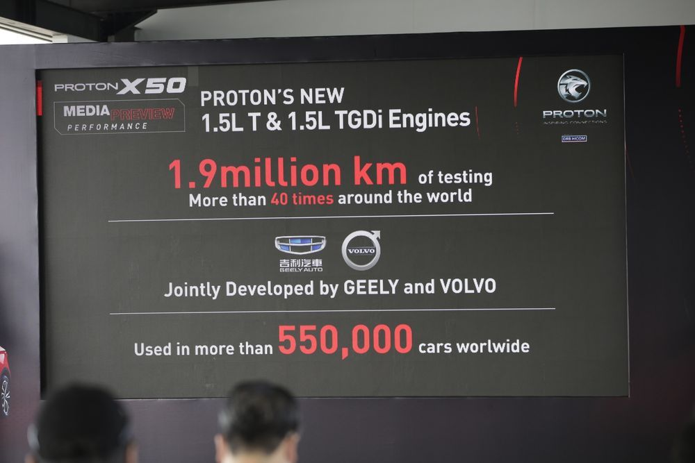 Proton X50 Media Drive Testing