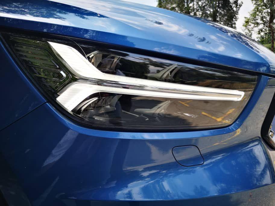 Volvo XC40 T5 AWD R-Design Headlight