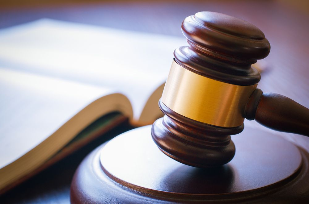 Gavel - In Court