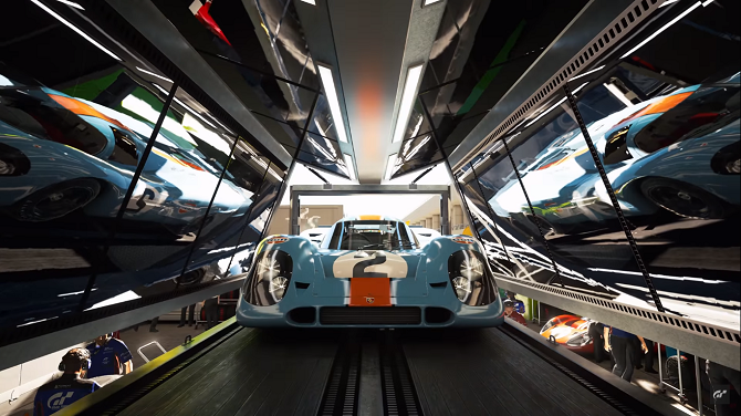 Gran Turismo 7 Is Gorgeous But You Will Need A PS5 To Play It Trailer Image