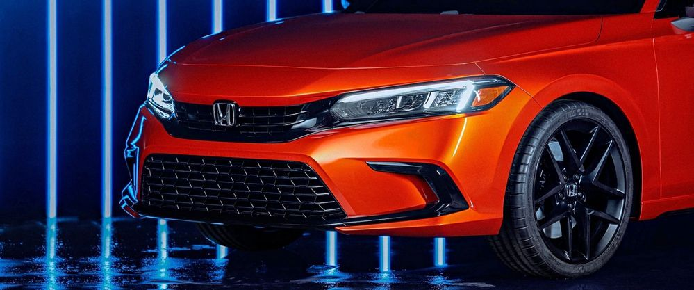 2022 Honda Civic - Reveal