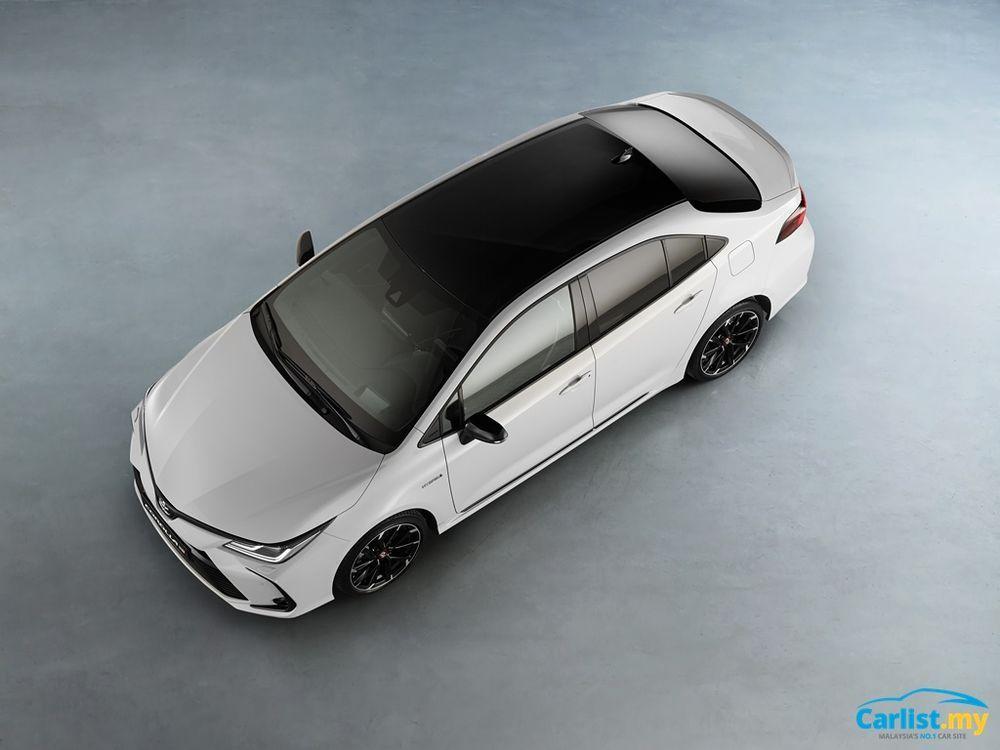 2021 Toyota Corolla GR Sport