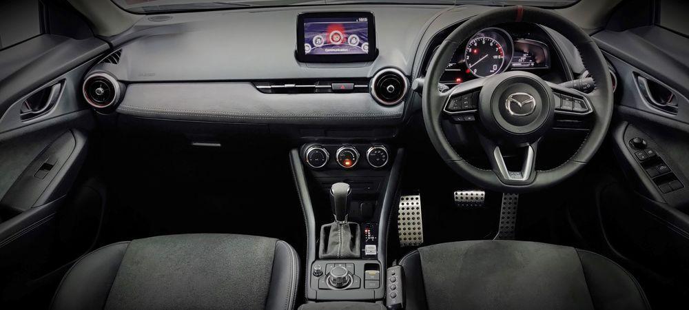 Mazda CX-3 Limited Edition Interior