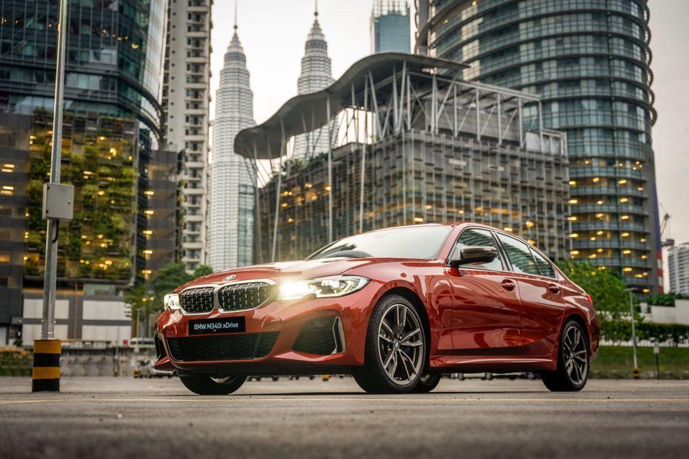 BMW M340i launch Malaysia
