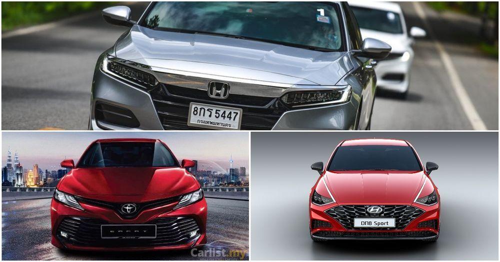 D-Segment car prices malaysia