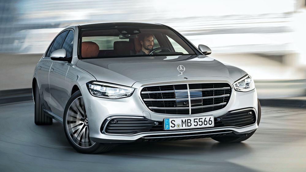 2021 Mercedes-Benz S-Class W223