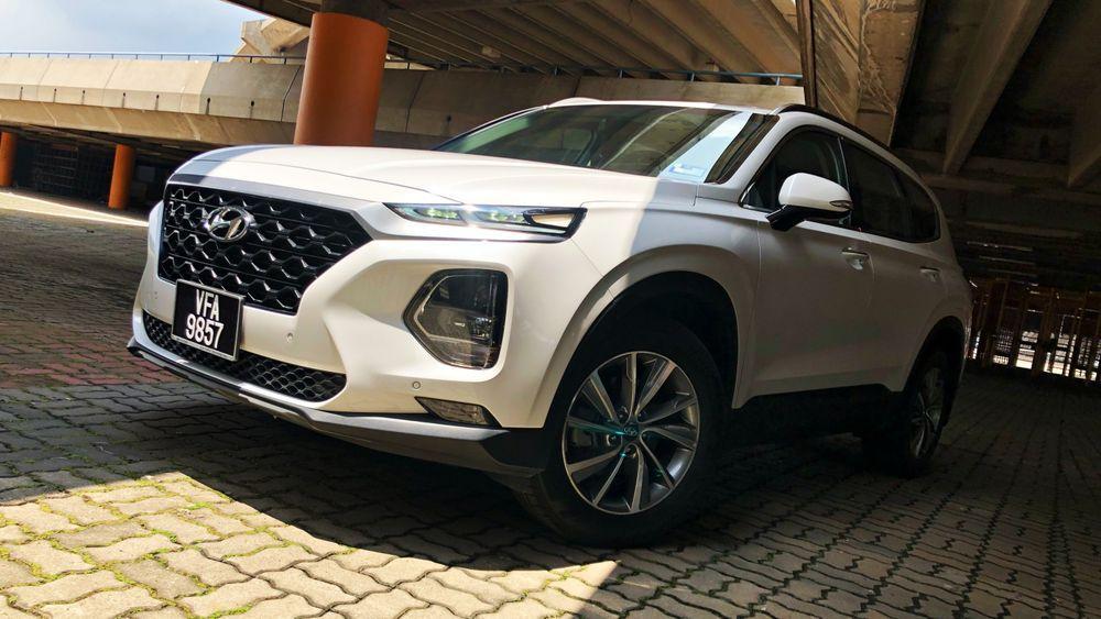 2020 Hyundai Santa Fe 2.4 Executive - Malaysia