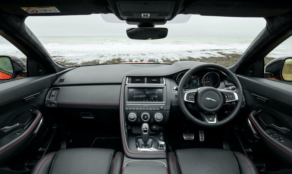 2019 Jaguar E-Pace R-Dynamic