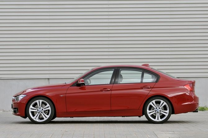 If You Could Only Have One Fun All Rounder Cars BMW F30 328i