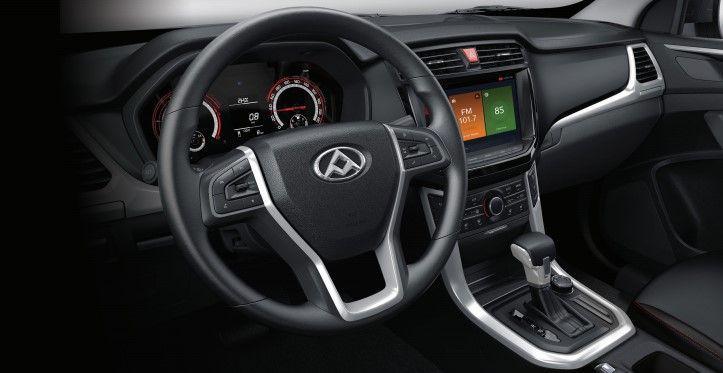 Maxus T60 interior