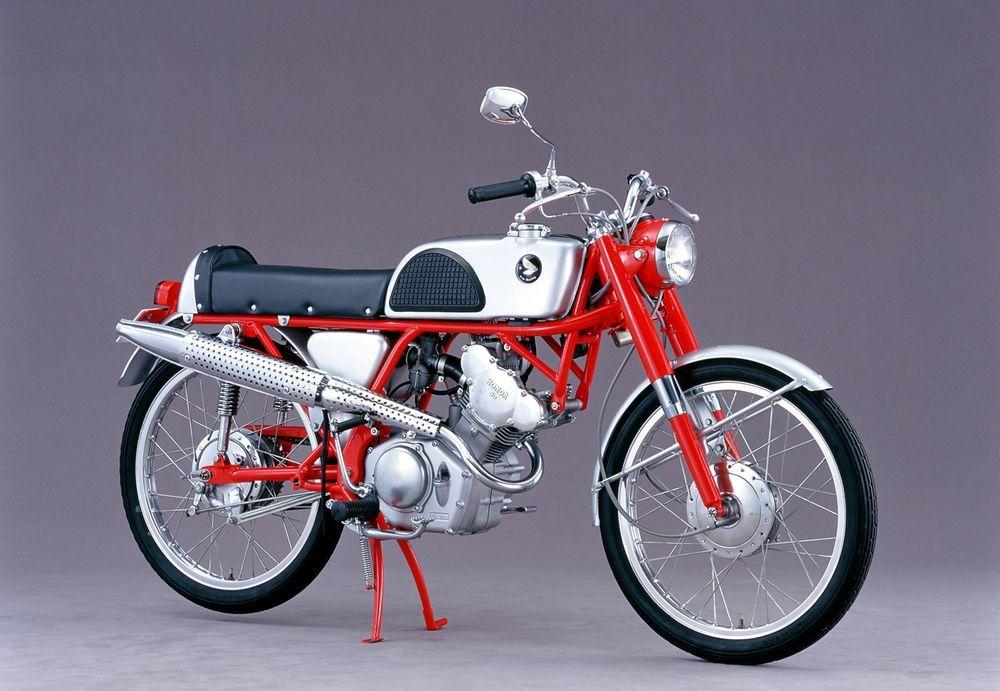 Honda Cub Racing