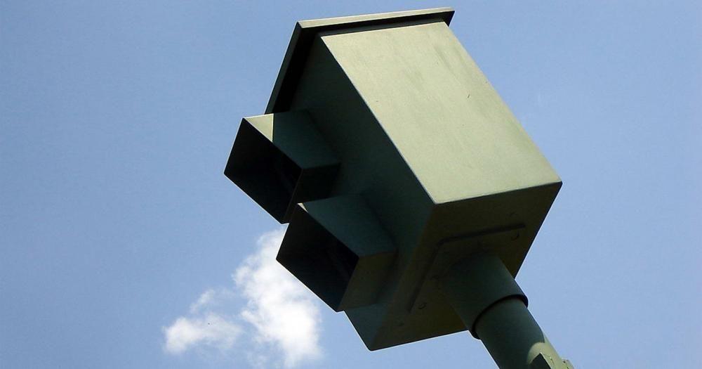 AWAS speed camera